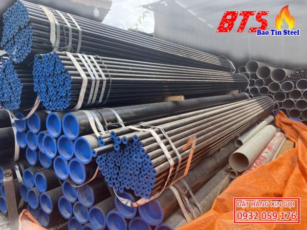 ống thép đúc nhập khẩu tại TPHCM
