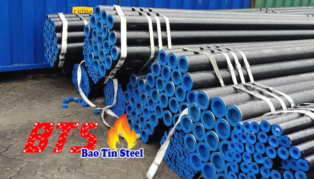 đặc điểm kỹ thuật ống thép đúc