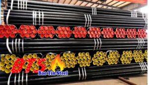 ống thép đúc áp lực cao