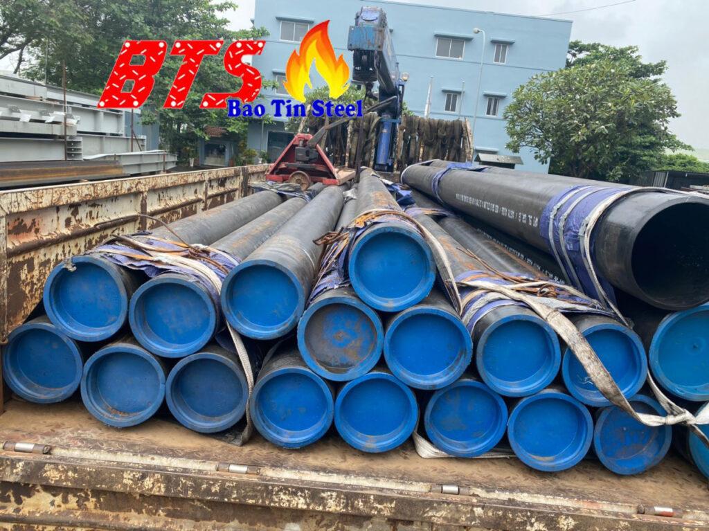 ống thép đúc DN50 SCH40