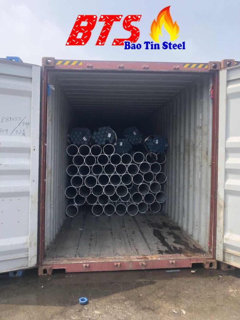 ống thép đúc DN600 SCH40