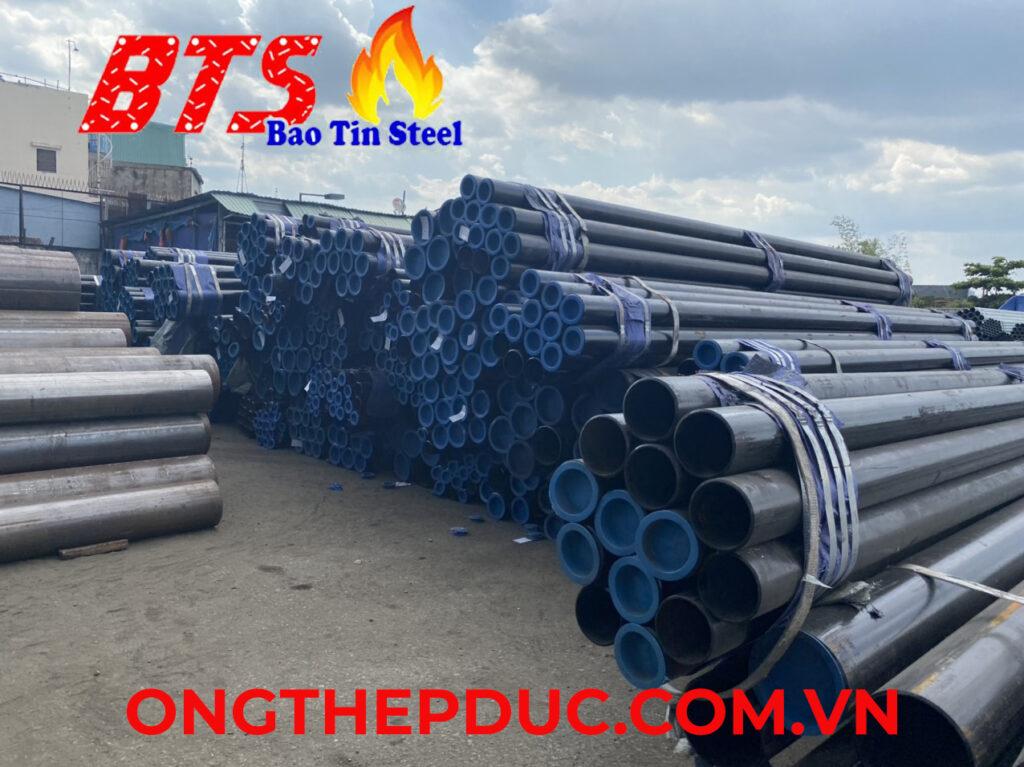ống thép đúc mạ kẽm DN450 SCH40