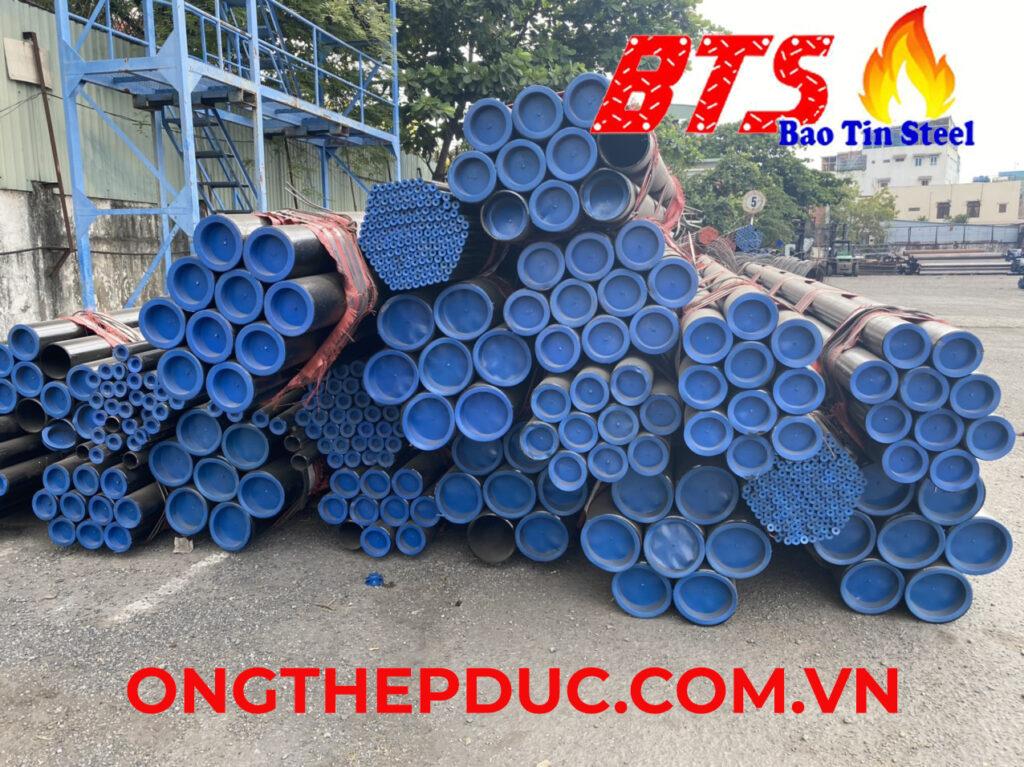 ống thép đúc mạ kẽm DN20 SCH40